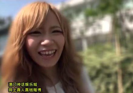 上京したての金髪激かわギャルとハメ、貧乳オッパイが可愛いでやんす。