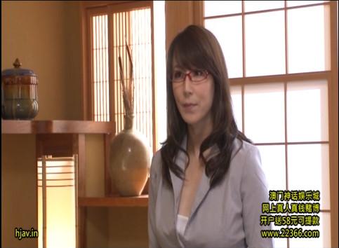 【澤村レイコ】引き籠りニート男を世に出すため、美熟女カウンセラーが取った行動とは・・・・・