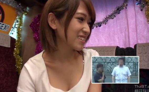 【椎名そら】生挿入中出しをかけて可愛い女優さんのフェラテクをイキ我慢www