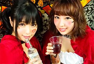 ハロウィンナンパ2016in渋谷 ~浮かれたシロウト娘大収穫祭~