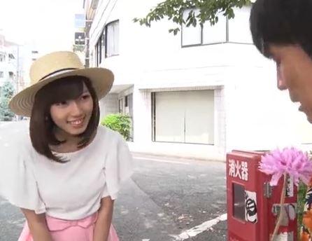 【藤川れいな】JDエロ動画、ドラマ仕立て。めっちゃ可愛い女子大生と。。