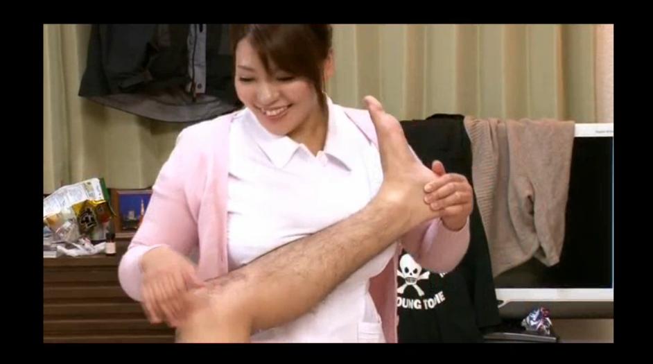 【杏美月】むっちむちな爆乳若奥様のおっぱいを使ってオナニー♡