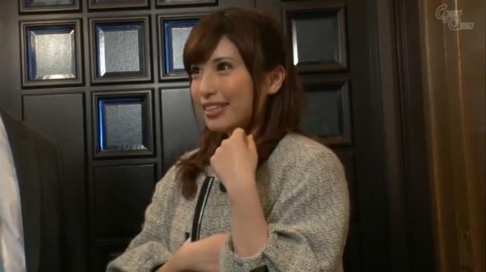 【早川瑞希】父親の彼女がめっちゃ可愛いギャル!酒飲みながらリビングでガンガンはめてるんだけど!