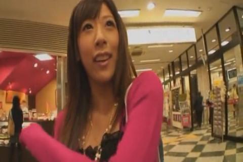 【素人】熊本でナンパした激カワスレンダー美巨乳ギャルに勝手に中出ししちゃう最悪男
