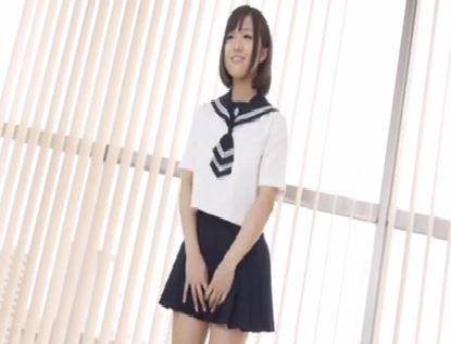【荒川美余】爽やか美少女のデビュー作wwwショートヘアーで可愛いwww