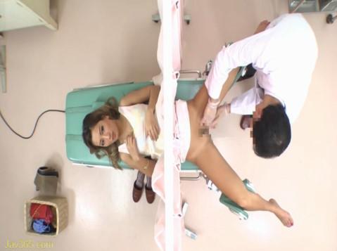 【AIKA RINO 上原花恋】見るからにヤリマンっぽいギャル人妻を媚薬使って寝取りレイプする最悪産婦人科医