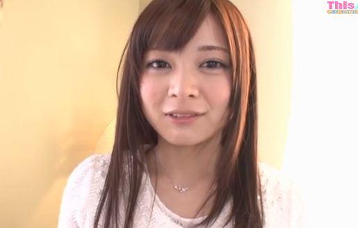 【橋本さゆり】普通に可愛い女子大生のデビュー作品w偽乳なし整形なしwが好印象www