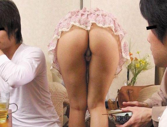 【大槻ひびき 美咲結衣 緒方みずき 白鳥ゆな】ナイスパンチラショット炸裂www
