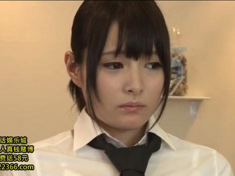 【坂口みほの】アイドルでも通用するレベルの激カワ女子大生が鬼畜店長にガシガシレイプされてます(*´Д`)