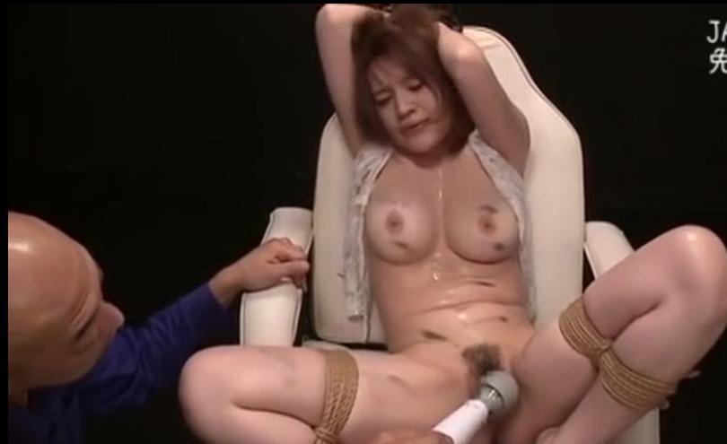【本田莉子】ハメられた女性捜査官!?拘束電マ責めで全身でイカされる巨乳が過激すぎる