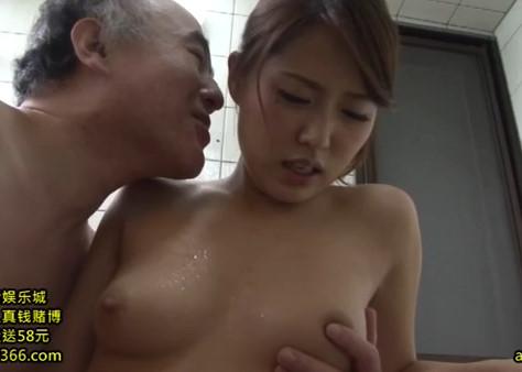 【通野未帆】キモイ義父に毎晩近親相姦レイプされまくる美人若妻