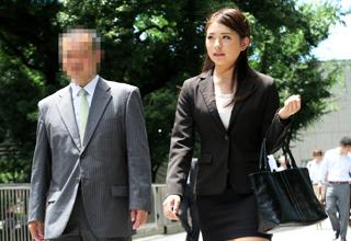 【ほしのなつ】美人過ぎる現役OLお姉さんが衝撃AVデビュー(*´Д`)