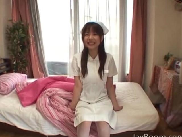 【素人】めちゃくちゃエロい身体した現役看護師とプライベートハメ撮りH