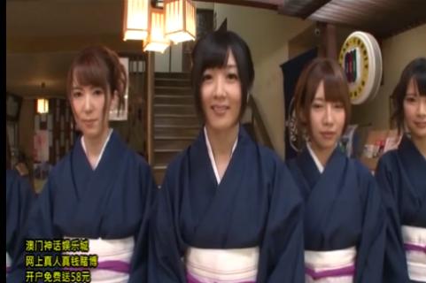 【大槻ひびき 水野朝陽 波多野結衣】SSS級AV女優が某温泉旅館の女将だったら・・・