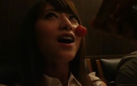 【吉沢明歩】酒に酔ったアッキーが可愛いっすwプライベート感満載のハメ模様www