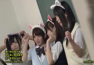 狙われた美少女アイドルたち!グループのメンバーが、一人、また一人と無惨に犯されていく!!||動画共有サイト,バック,フェラチオ,レイプ,美少女