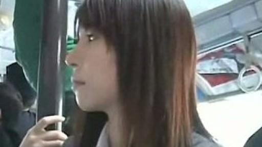 バス通学中のJKを痴漢、バック突きして顔射したったwww
