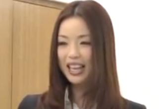【西野翔 かすみりさ】生徒に性奴隷にされてしまった真面目な女教師。