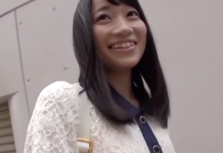 【大島美緒】透明感抜群色白美白な女子大生をナンパハメ撮り!