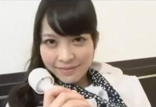 【羽田桃子】初めての電マで初めての快感♡電マオナニーで覚醒しちゃった清純娘♡