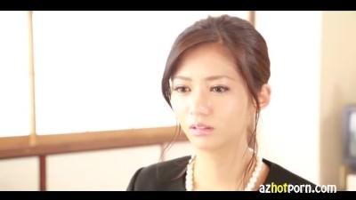 【麻生希】「まだ義姉さんも若いんだから・・」未亡人に迫る義弟
