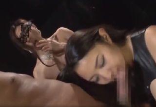 【本真ゆり 横山みれい】美麗奴を欲する男達に調教輪姦され汚され堕ちてゆく美女