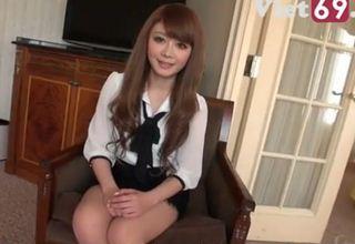 【素人】美容師をやってるというめっちゃ可愛い娘とホテルでハメ撮りwww