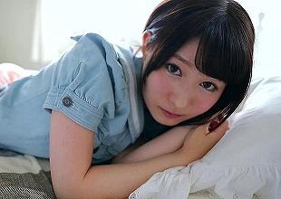 【飛鳥りん】あの乃○坂46候補生が衝撃AVデビュー!?可愛い顔して敏感過ぎるパイパンおま○こがエロ過ぎますw