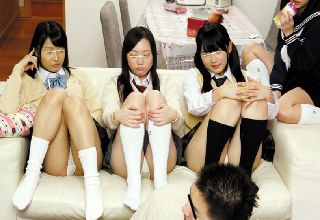 【宮崎あや】家出したワケあり女子校生たちが集まるシェアハウス