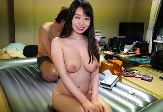 【夢乃あいか】お客のチ●ポに発情して、簡単に本番セックスしちゃう美巨乳デリヘル嬢が極エロwwwwwww