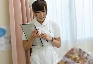 白衣の上からでも分かる巨乳の美人看護師をベッドに縛り付け、ガシガシレイプしまくる最低男wwwwwww