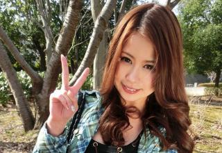 【渋谷美希】22歳のパイパンギャルをナンパして即ハメ