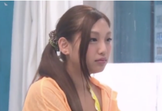 【武井麻希】MM号ナンパ!ピチピチの水着ギャルをナンパして敏感な所ばっかりエステしたらw