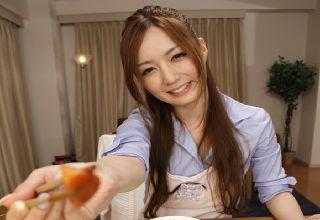 【冬月かえで】関西弁が可愛い美女と最高のバーチャル同棲性活