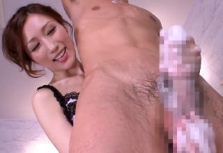 【JULIA】Jカップ爆乳ソープ嬢の優しい手コキとパイズリ♡