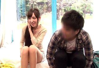 【素人】夫婦限定ガチナンパ→MM号で奥さんを寝取り中出し!