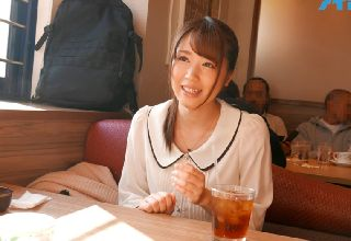 【渚ひかり】飢えた発情ピストンに悶絶絶頂する桃色乳房の素人娘!
