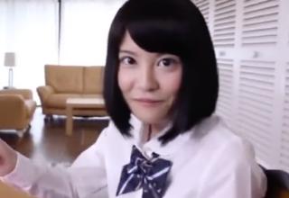 【松岡ちな】Hカップデカ乳な妹と完全主観でイケナイ関係♡