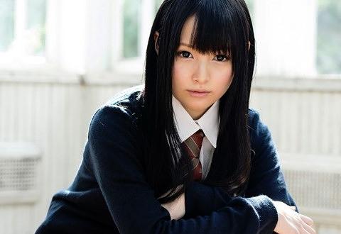【坂口みほの】黒髪スレンダーでアイドル級に可愛い女神が衝撃AVデビュー!