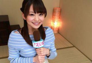【神木さやか】人気女子アナにいそうな激かわ娘の無料セックス3P動画www