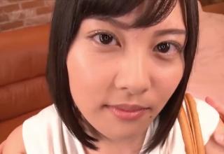 【松岡ちな】美少女な彼女と一泊二日の擬似デート♡主観でラブラブセックス!