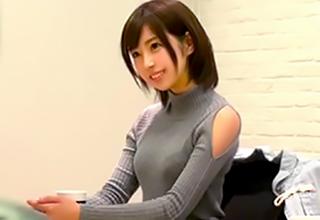 【翼】クンニ声が可愛すぎてヤバイ…<ヤラセ無し>1年間掛かりでAV出演をガチ口説きドキュメント!