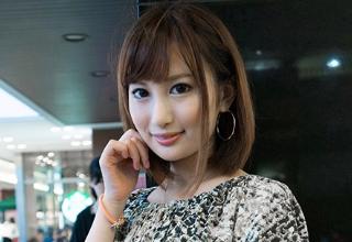 【水谷心音】川崎でナンパしたミニスカお姉様がとんでもなくエロかったんですw