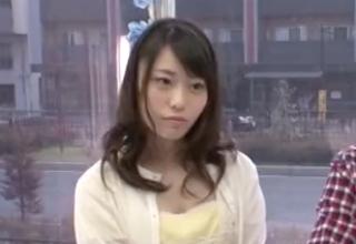 【川菜美鈴】大学の友人同士で初中だし体験!マジックミラー号ですっごい事しちゃったJD