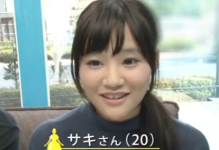 ロリ顔と巨乳のギャップ萌え♡二十歳の女子大生とマジックミラー号でエッチなゲーム!