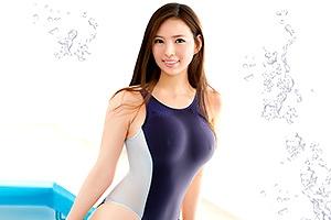 【なつき】現役アスリート美女のセクロス映像流出♡競泳で鍛えられたおま○こがマジで気持ち良さそうwwwww