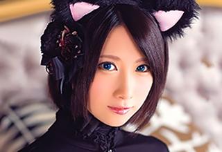 【鷹宮ゆい】最強コラボ!週5で抜ける!超神乳アイドルが可愛すぎる猫耳コスFUCK!