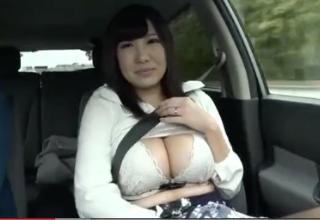 【若槻みづな】爆乳若妻の不倫旅行♡おっぱいブルンブルンさせながらハメハメ!