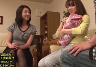 【艶堂しほり】代理出産のためにセクロスした息子と義母が出産後も肉体関係が続くwww