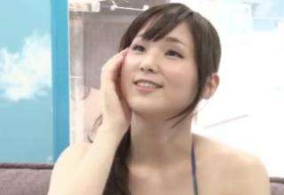 【木島すみれ】優しそうなビキニお姉さんに童貞クンの筆下ろしさせちゃったw
